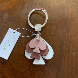 Kate Spade Key Chain, Bag Charm NWT